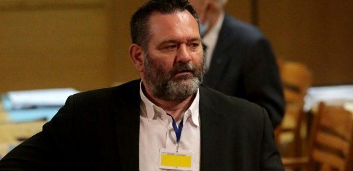 Συνελήφθη, πριν από λίγο, στις Βρυξέλλες ο ευρωβουλευτής Γιάννης Λαγός