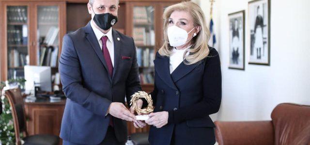 Εγκαινιάστηκε η νέα πτέρυγα του Κέντρου Υγείας Σαλαμίνας