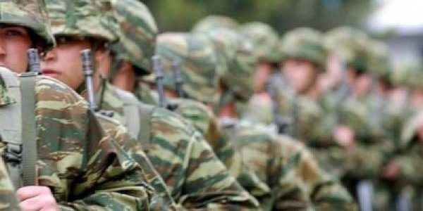 Πρόσκληση για κατάταξη στον Στρατό Ξηράς με την 2021 Γ /ΕΣΣΟ