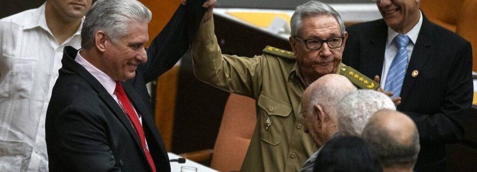Κούβα: Τέλος εποχής για τους Κάστρο – Ο πρόεδρος Μιγκέλ Ντίας-Κανέλ νέος γραμματέας του Κόμματος
