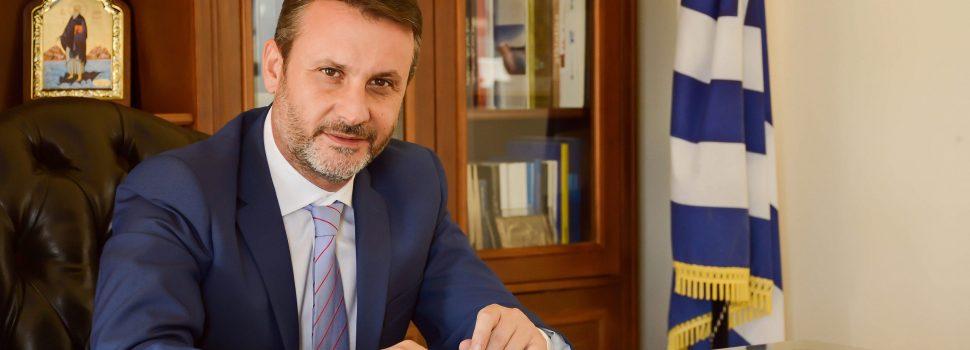 Από νωρίς το πρωί επικοινώνησε ο Δήμαρχος Σαλαμίνας με το Γεωδυναμικό Ινστιτούτο Αθηνών για τον σεισμό τα ξημερώματα