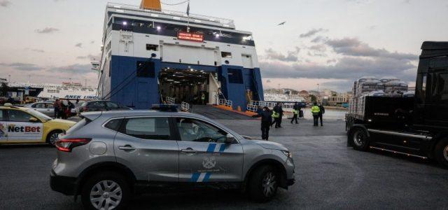 Εκτεταμένοι έλεγχοι στα λιμάνια από το Λιμενικό Σώμα,για την αποτροπή διασποράς του κορονοϊού.