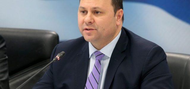 Π. Σταμπουλίδης: Θεωρούμε ότι σε μερικές εβδομάδες θα έχει δημιουργηθεί ο κατάλληλος υγειονομικός χώρος, προκειμένου από τον Ιούνιο να ανοίξει πλήρως η οικονομία