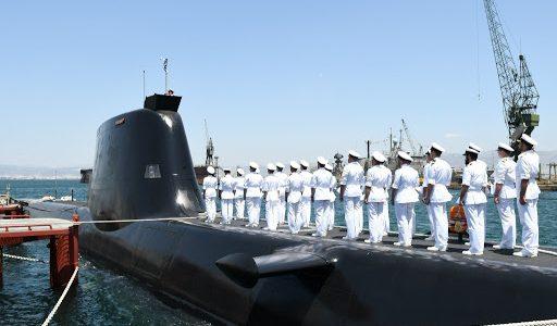 """Πολεμικό Ναυτικό προσοχή! Βλάπτει την εθνική άμυνα η """"αντίσταση"""" στα εμβόλια…"""