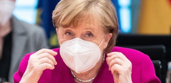 Μέρκελ: Πασχαλινό μήνυμα με δραματική έκκληση να τηρηθούν τα μέτρα