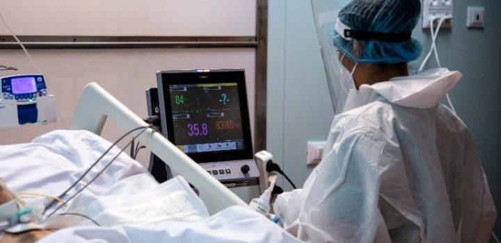 Ελαφρώς αυξημένος κίνδυνος καρδιακής ανεπάρκειας για νοσηλευόμενους με Covid