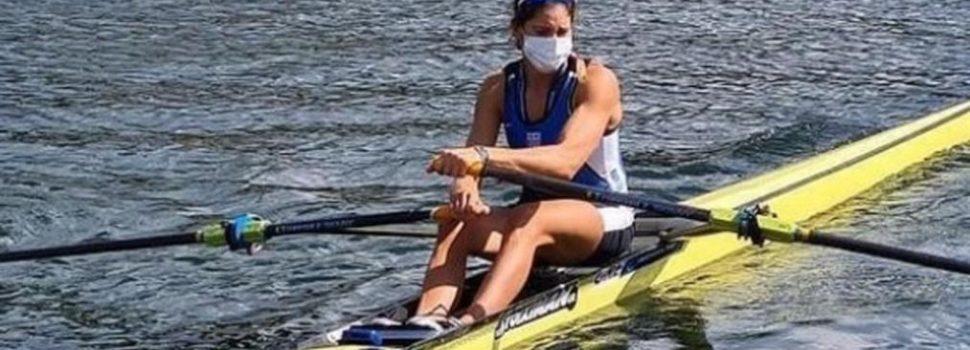 Προολυμπιακή Ρεγκάτα Λουκέρνης: Χρυσό και πρόκριση στους Ολυμπιακούς Αγώνες του Τόκιο για την Αννέτα Κυρίδου