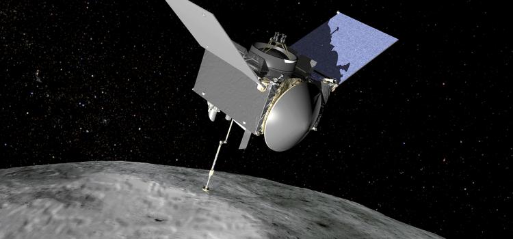 Διάστημα – Το σκάφος OSIRIS-REx της NASA άρχισε το ταξίδι επιστροφής στη Γη με το δείγμα από τον αστεροειδή Μπενού