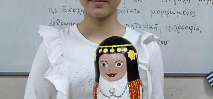 Για πρώτη φορά η ρωσική κούκλα Ματριόσκα έγινε …Ελληνίδα