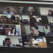 Διαδικτυακή συζήτηση του Προέδρου και της Ομάδας Εργασίας για την Τεχνική Εκπαίδευση του Β.Ε.Π.
