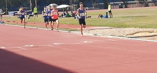 Ο Γ. Σ.ΣΑΛΑΜΙΝΑΣ έλαβε μέρος και στο δεύτερο κατά σειρά πρωτάθλημα ανοιχτού στίβου
