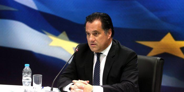 """Αδ. Γεωργιάδης: Όλα τα μέτρα του υπουργείου Ανάπτυξης έχουν ως επίκεντρο τις θέσεις εργασίας – """"Ξαναπιάνουμε δουλειά"""" είναι το μήνυμα"""