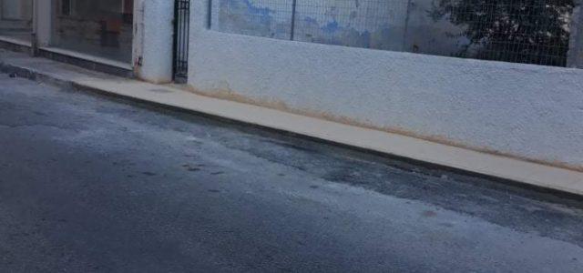 Συνεχίζονται οι παρεμβάσεις του Δήμου Σαλαμίνας βελτιώνοντας την καθημερινότητα του νησιού