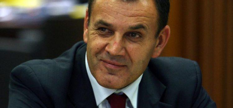 Ενημέρωση ΥΕΘΑ Νικόλαου Παναγιωτόπουλου στην Αρμόδια Κοινοβουλευτική Επιτροπή επί θεμάτων της Εγχώριας Αμυντικής Βιομηχανίας
