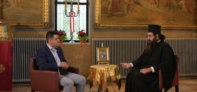 """Αρχιμανδρίτης Χριστόδουλος Κοκλιωτης: """"Θεολογική ανάλυση της προς Εμμαούς πορείας του Ιησού"""""""