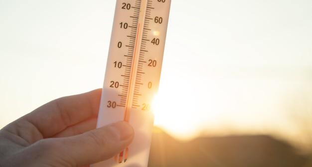 Ξεπέρασε τους 36 βαθμούς Κελσίου το θερμόμετρο στη Σαλαμίνα