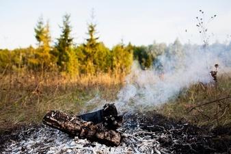 Υπ. Υγείας: Συστάσεις για την προστασία από το νέφος δασικών πυρκαγιών