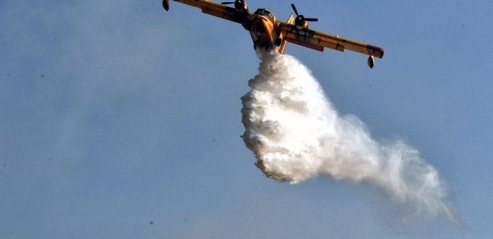 Κεφαλονιά: Πυρκαγιά στο Αργοστόλι