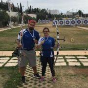 Δύο ακόμα μετάλλια στην Τοξοβολία από Σαλαμίνιους