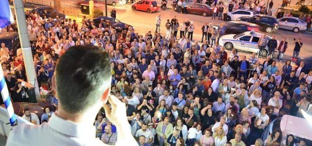 Μήνυμα του Δημάρχου Σαλαμίνας, Γιώργου Παναγόπουλου, για τη συμπλήρωση 2 ετών από την εκλογή του