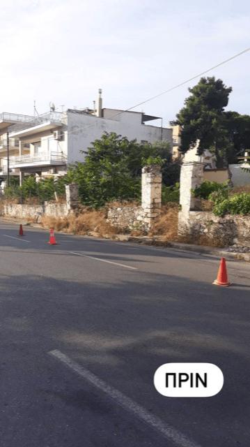 Οι παρεμβάσεις του Δήμου Σαλαμίνας προς την ασφάλεια των πολιτών συνεχίζονται