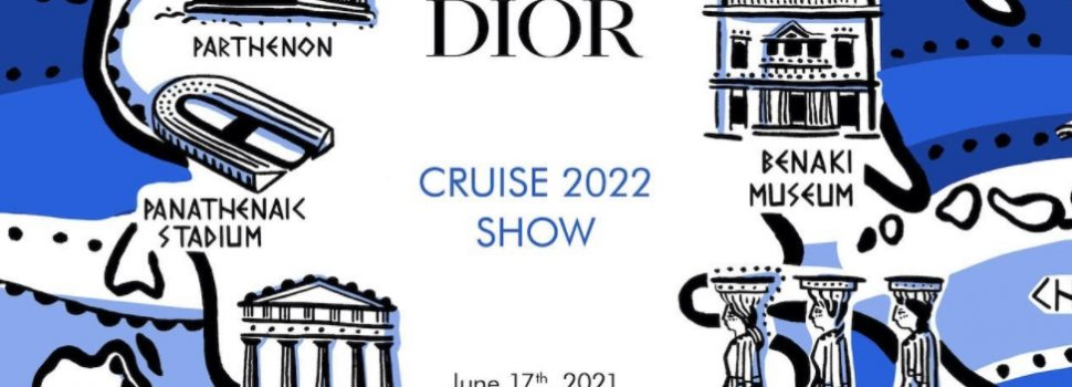 Δείτε live το fashion show του Dior, από το Καλλιμάρμαρο Στάδιο