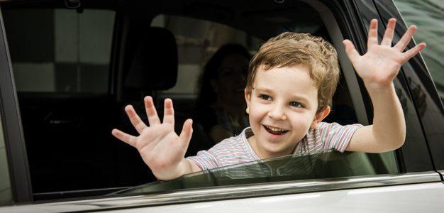 Το σώμα ενός παιδιού υπερθερμαίνεται 3 έως 5 φορές πιο γρήγορα από ό,τι το σώμα ενός ενήλικα μέσα στο αυτοκίνητο