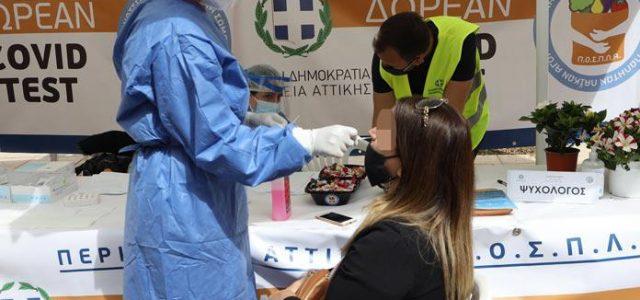 «Ισχυροποιούμε το δίχτυ προστασίας για χιλιάδες πολίτες της Αττικής – Συνεχίζουμε να εστιάζουμε στην πρόληψη»