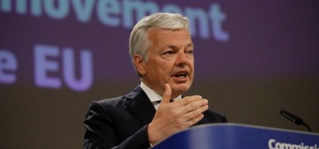 Ντιντιέ Ρέιντερς: Το Ευρωπαϊκό Πιστοποιητικό COVID θα χρησιμοποιείται σε όλη την Ευρώπη από την 1η Ιουλίου