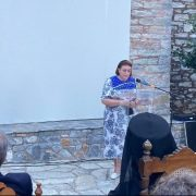 Σκιάθος: Η ιστορία της πρώτης ελληνικής σημαίας του 1807 «ζωντάνεψε» μέσα από εικαστική έκθεση για τα 200 χρόνια από την Ελληνική Επανάσταση