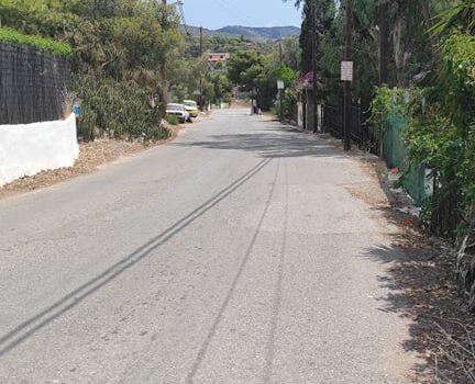 Εργασίες Πυροπροστασίας από τον Δήμο Σαλαμίνας