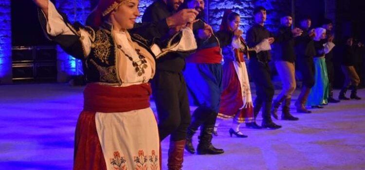 """Ο Δήμος Σαλαμίνας και η Περιφέρεια Αττικής (ΠΕ Νήσων) τίμησαν την εκδήλωση της """"Εθνικής Παλιγγενεσίας"""" στο πλαίσιο των επετειακών εκδηλώσεων με την συμπλήρωση των διακοσίων ετών από την Επανάσταση του 1821"""