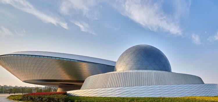 Ανοίγει τις πύλες του στη Σαγκάη το μεγαλύτερο μουσείο αστρονομίας στον κόσμο