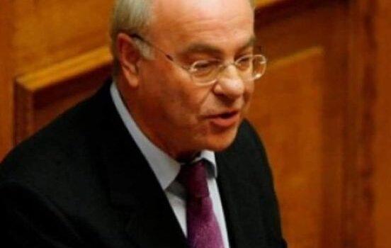 Συλληπητήρια δήλωση της Αντιπεριφερειάρχη κας Βάσω Θεοδωρακοπούλου Μπόγρη για τον θάνατο του Αναστάσιου Νεράντζη