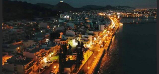 Υπερψηφίστηκε η δημοπράτηση του μεγάλου έργου οδοποιΐας της Σαλαμίνας