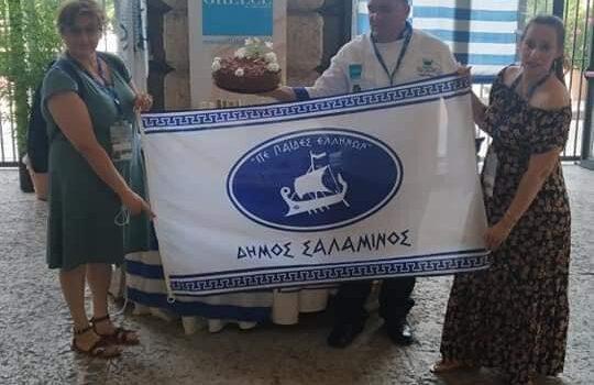 Ο Σαλαμίνιος αρτοποιός Παναγιώτης Τζίμας ανακηρύχθηκε από την CEUCO ως ο Ευρωπαίος Master αρτοποιός του 2021