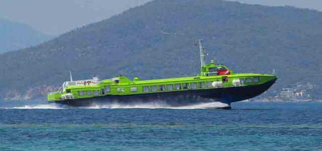 Μηχανική βλάβη σε υδροπτέρυγο με 82 επιβάτες