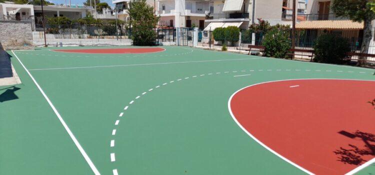 Συνεχίζονται οι παρεμβάσεις του Δήμου Σαλαμίνας στα σχολεία του νησιού
