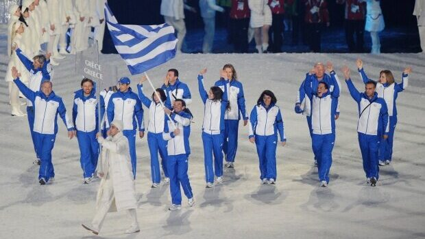 Η ελληνική παρουσία στους Ολυμπιακούς Αγώνες