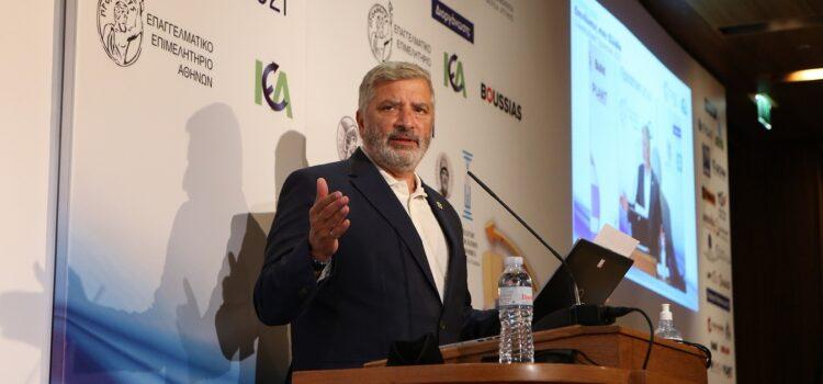 Η Περιφέρεια Αττικής με σχέδιο και αποφασιστικά  βήματα συμβάλλει στη βιώσιμη επανεκκίνηση της ελληνικής οικονομίας
