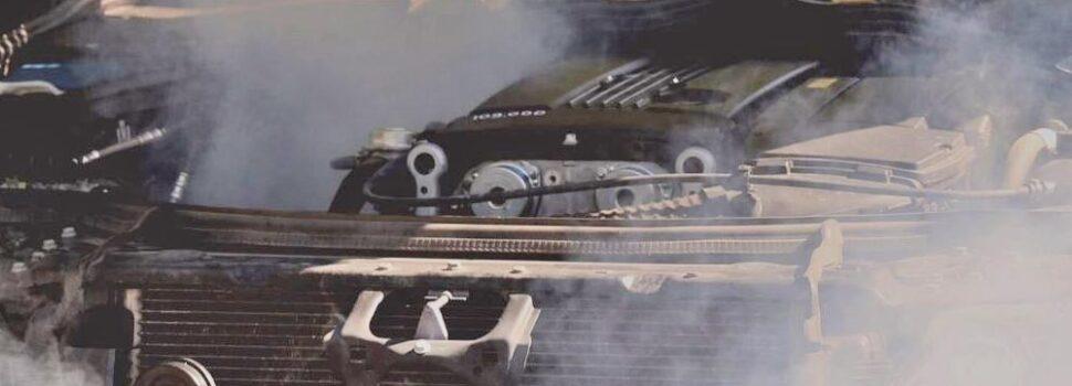 Τι κάνουμε αν «ανάψει» ο κινητήρας;