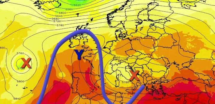 Μαρουσάκης: Ετοιμαστείτε για καταιγίδες, μας έρχεται η «ψυχρή λίμνη» από την κεντρική Ευρώπη