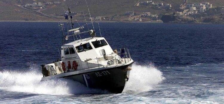 Δράσεις εφαρμογής ελέγχου αλιευτικών δραστηριοτήτων που ενισχύουν το Λιμενικό