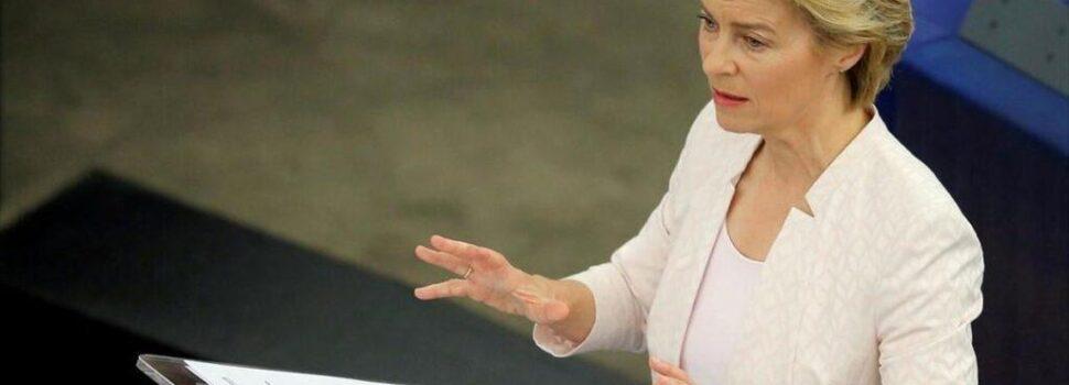 Ούρσουλα φον ντερ Λάιεν: Καλά νέα για την Ελλάδα-το Συμβούλιο ενέκρινε το ελληνικό σχέδιο ανάκαμψης
