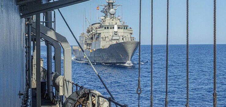 Ο Ν. Παναγιωτόπουλος για την απομάκρυνση αμίαντου από στρατόπεδα και πολεμικά πλοία