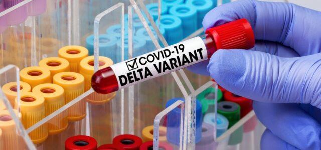 Αυξάνονται τα κρούσματα που αφορούν στο στέλεχος Delta