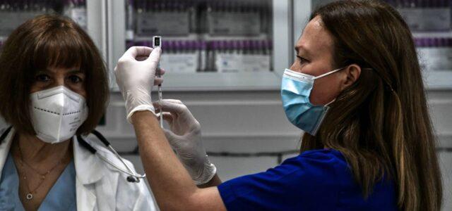 Υποχρεωτικός εμβολιασμός: Κατατέθηκε η τροπολογία στη Βουλή – Τι προβλέπει για τους εργαζομένους