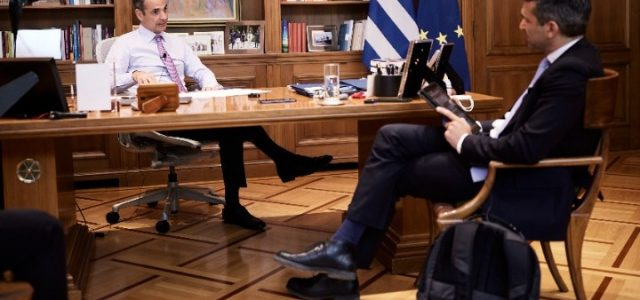 Κυρ. Μητσοτάκης: Η χώρα δεν θα ξανακλείσει για να προστατευθούν λίγοι ανεμβολίαστοι
