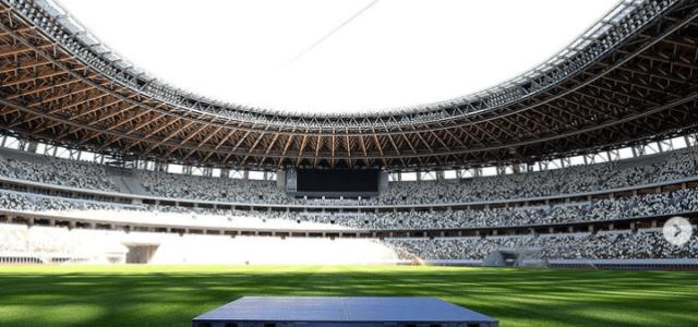 Από πλαστικά απορρίμματα, τα βάθρα των νικητών στους Ολυμπιακούς του Τόκιο