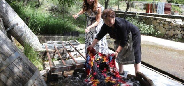Δριστέλες – Τα «πλυντήρια» της φύσης